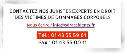 DR Accidents expert recours corporel Paris