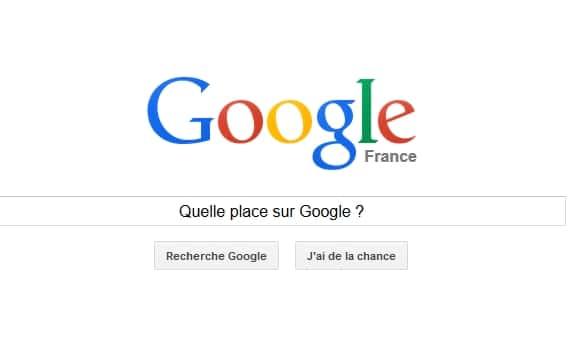 comment apparaitre sur Google résultat naturel